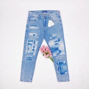 BNWT Levi's Distressed Japanese Denim Jeans